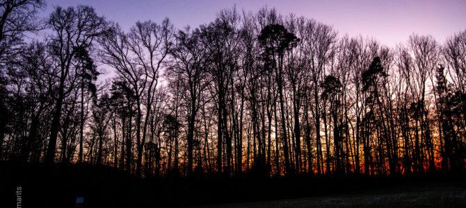 Sonnenuntergangs Impressionen